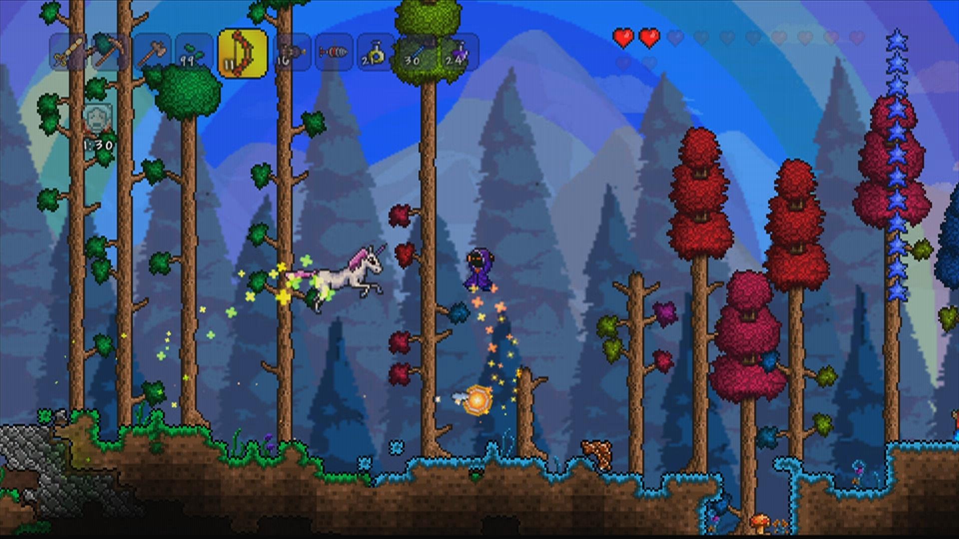 Terraria (PSN) Review