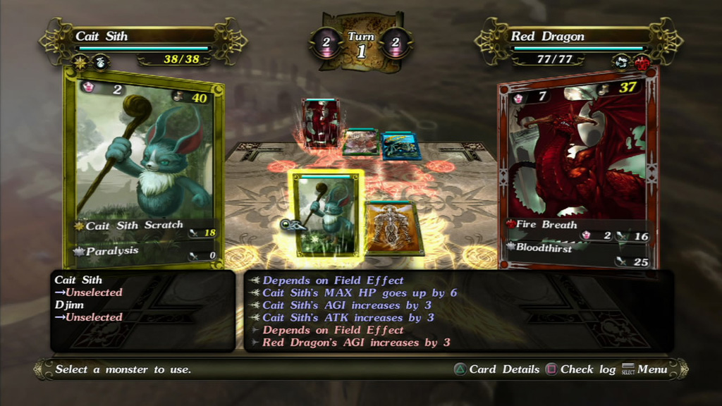 Elemental Monster Online Card Game