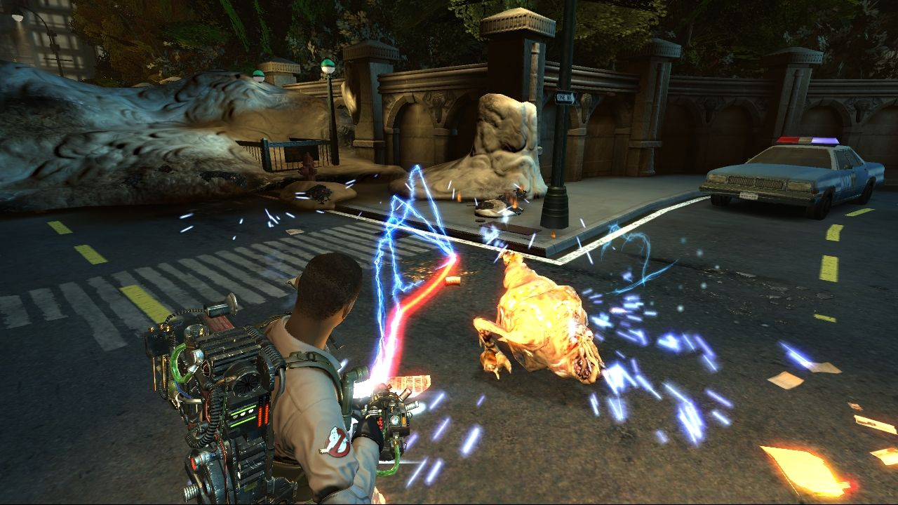 Ghostbusters The Video Game (PS2, PS3)