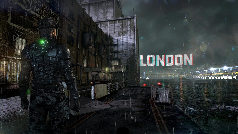 Tom Clancy's Splinter Cell- Blacklist