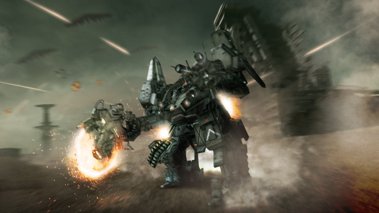 Armored Core Verdict Day Review 2