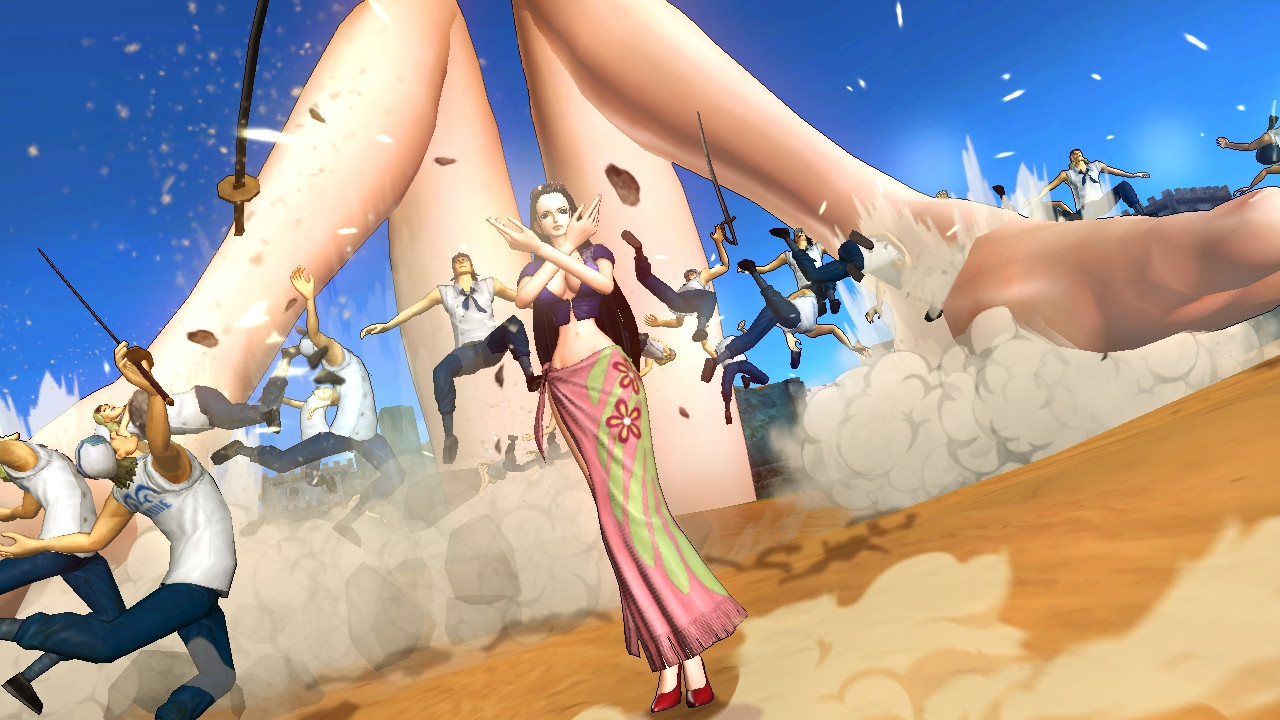 One Piece Pirate Warriors 2 Review -