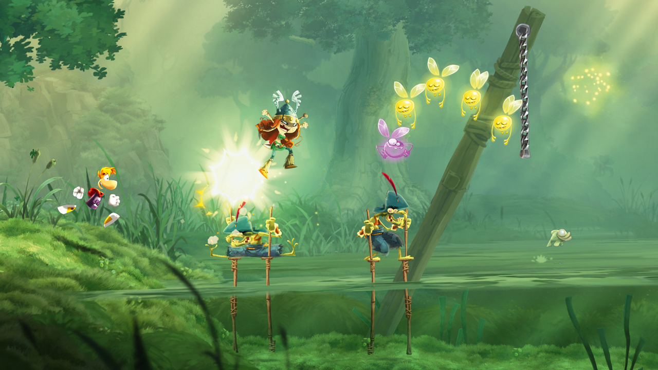Rayman Legends Reviews -