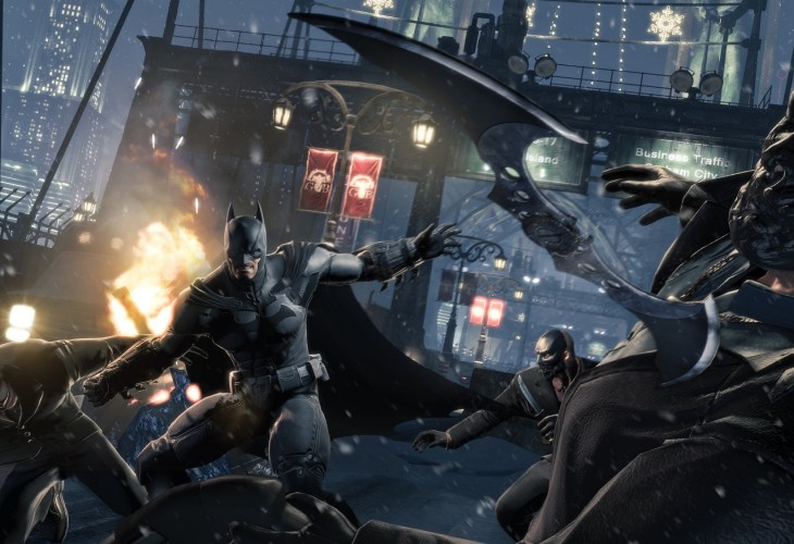 Batman Arkham Origins Review -