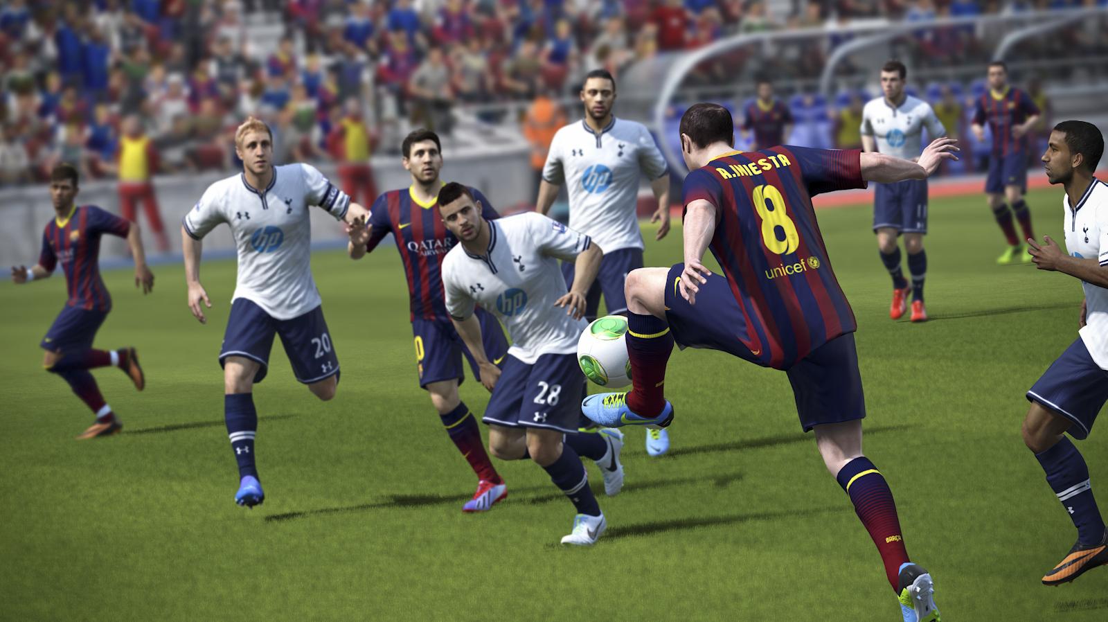 FIFA 14--