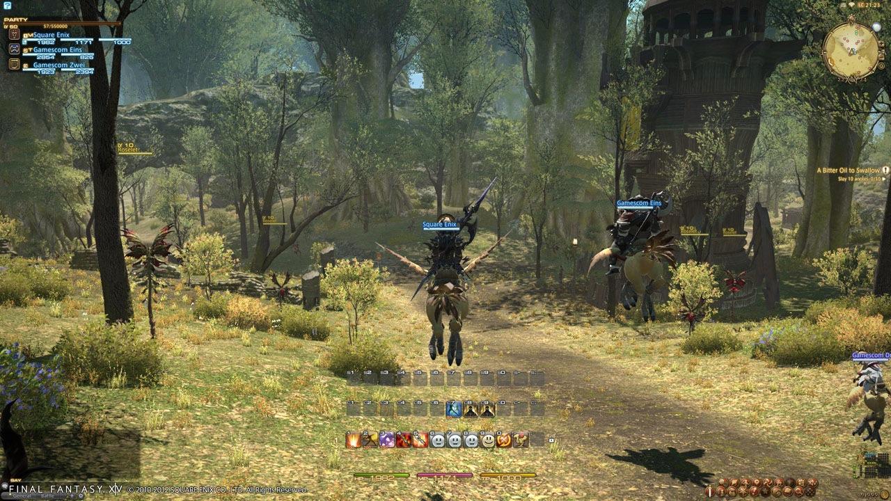 Final Fantasy XIV A Realm Reborn -1