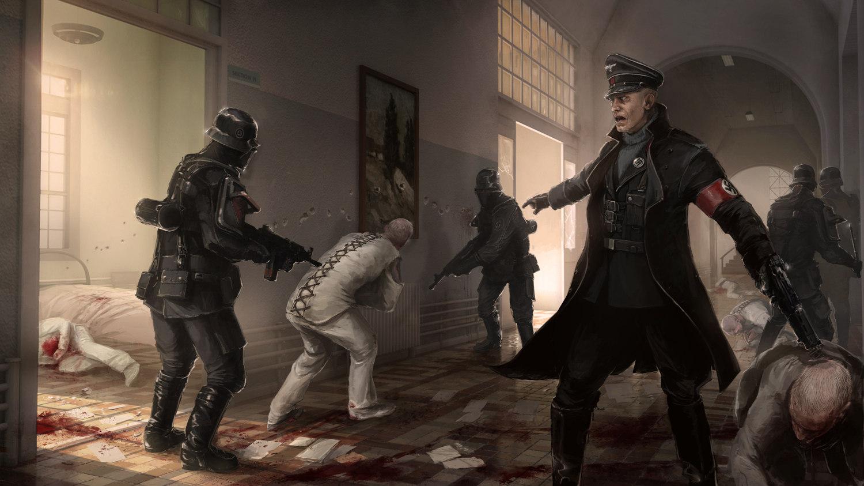 Wolfenstein The New Order Review