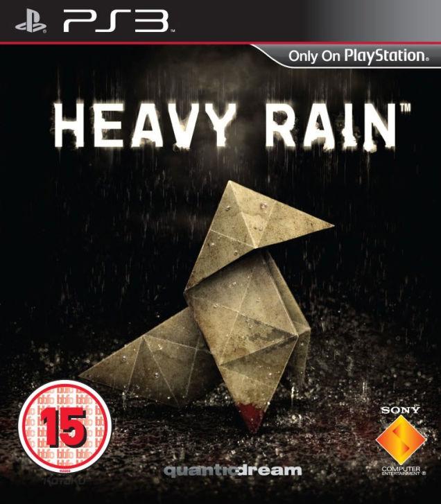 Heavy Rain pal box ps3